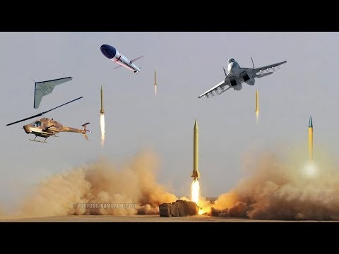 Iran's military capability 2019: The Counterattack - O poder