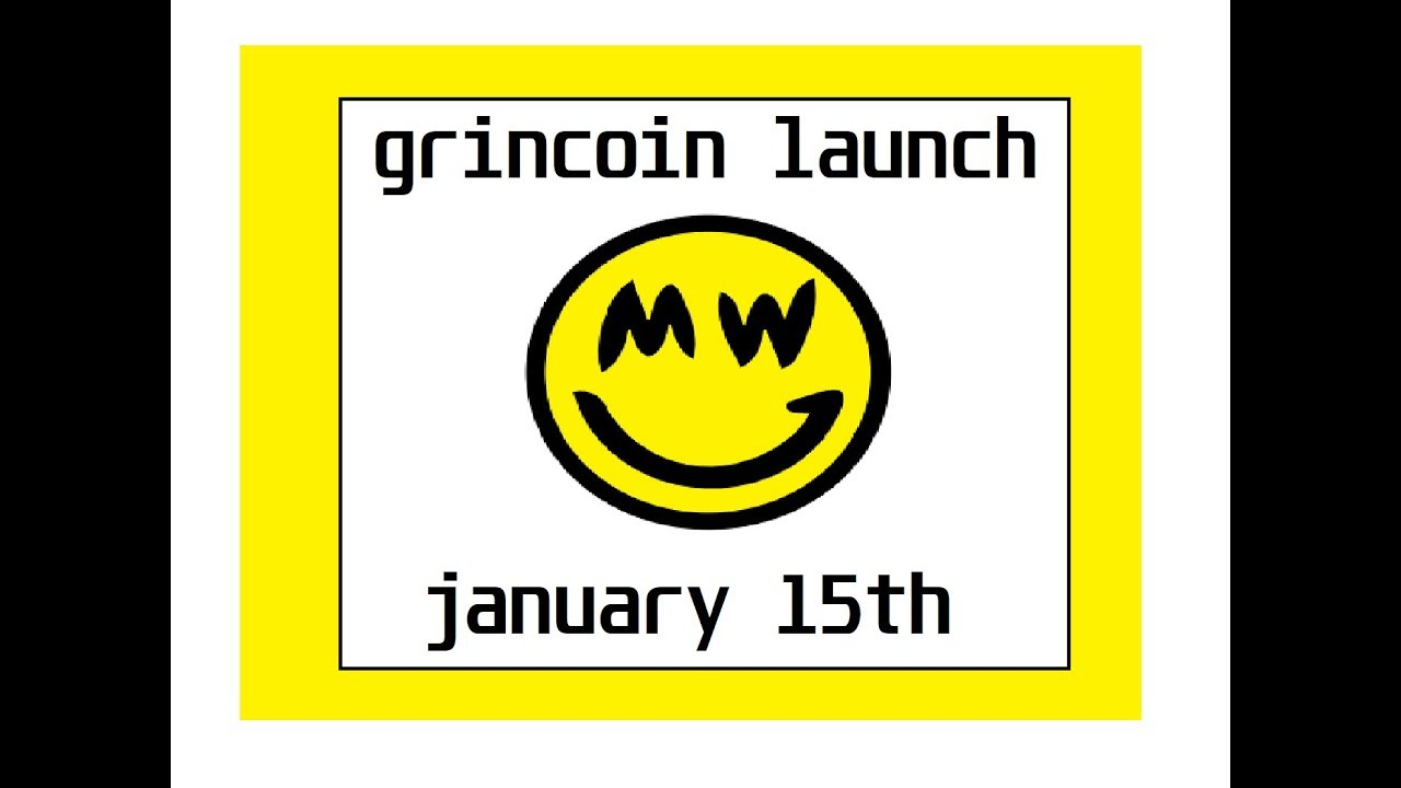How to Mine GrinCoin on Windows - Launches January 15th, 2019