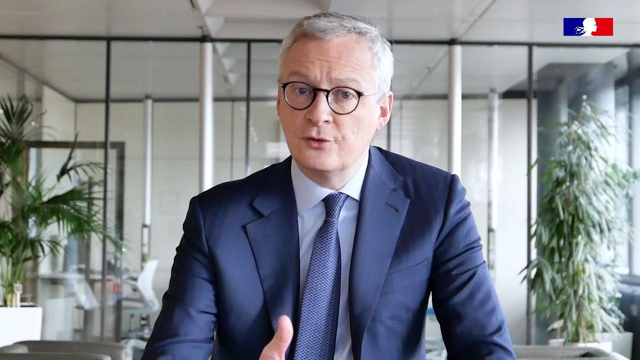 Bruno Le Maire répond à vos questions sur la situation économique | Gouvernement