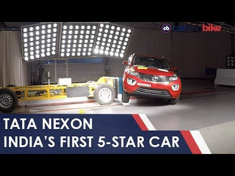 Exclusive: Tata Nexon Makes History As India's First 5 Star Car | NDTV carandbike