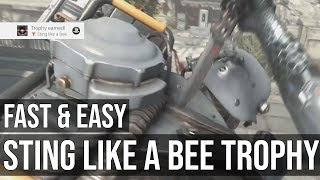 Sting Like A Bee Trophy / Achievement (Stealth Kill 10 Supersoldaten) - Wolfenstein Youngblood