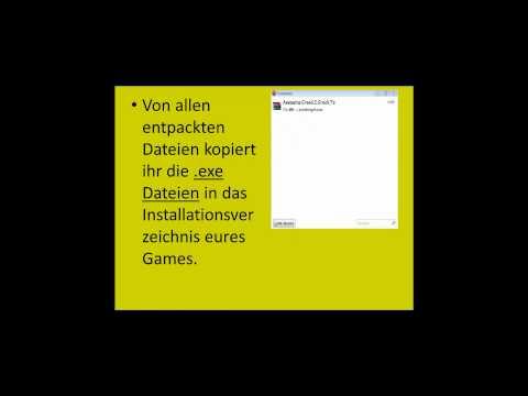 [How to] Cracken German