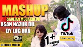 Mahshup Saraiki | Asan Nazuk Dil Dy Log Han | Saqlain Musakhelvi Official | Official Video 2021