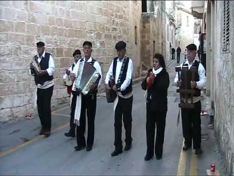 Maltese Traditional Folk Band