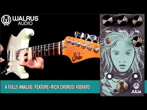 Walrus Audio Julia Analog Chorus V2