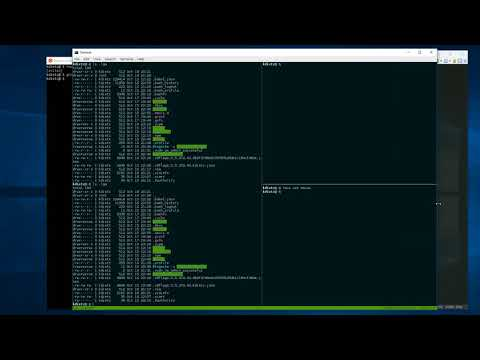 WSL with Gnome-Terminal and Tmux