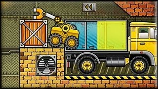 Truck Loader 4 - Game Walkthrough (1-10 lvl)