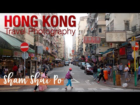 Hong Kong Travel Photography: Sham Shui Po