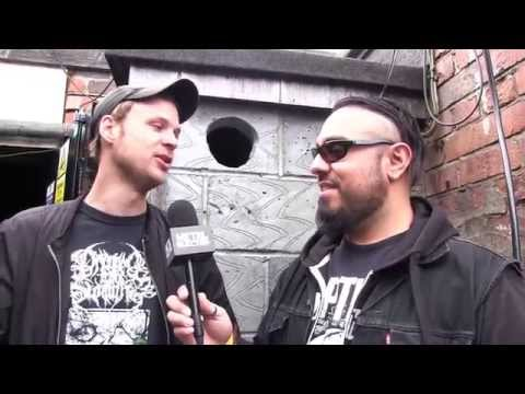 MANTAR Interview at TEMPLES FEST   Metal Injection