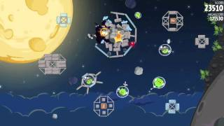 Angry Birds Space Pig Bang 11-20