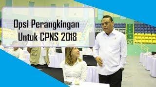 Penurunan Passing Grade atau Perangkingan Opsi Pemerintah Untuk Kelulusan SKD CAT CPNS 2018