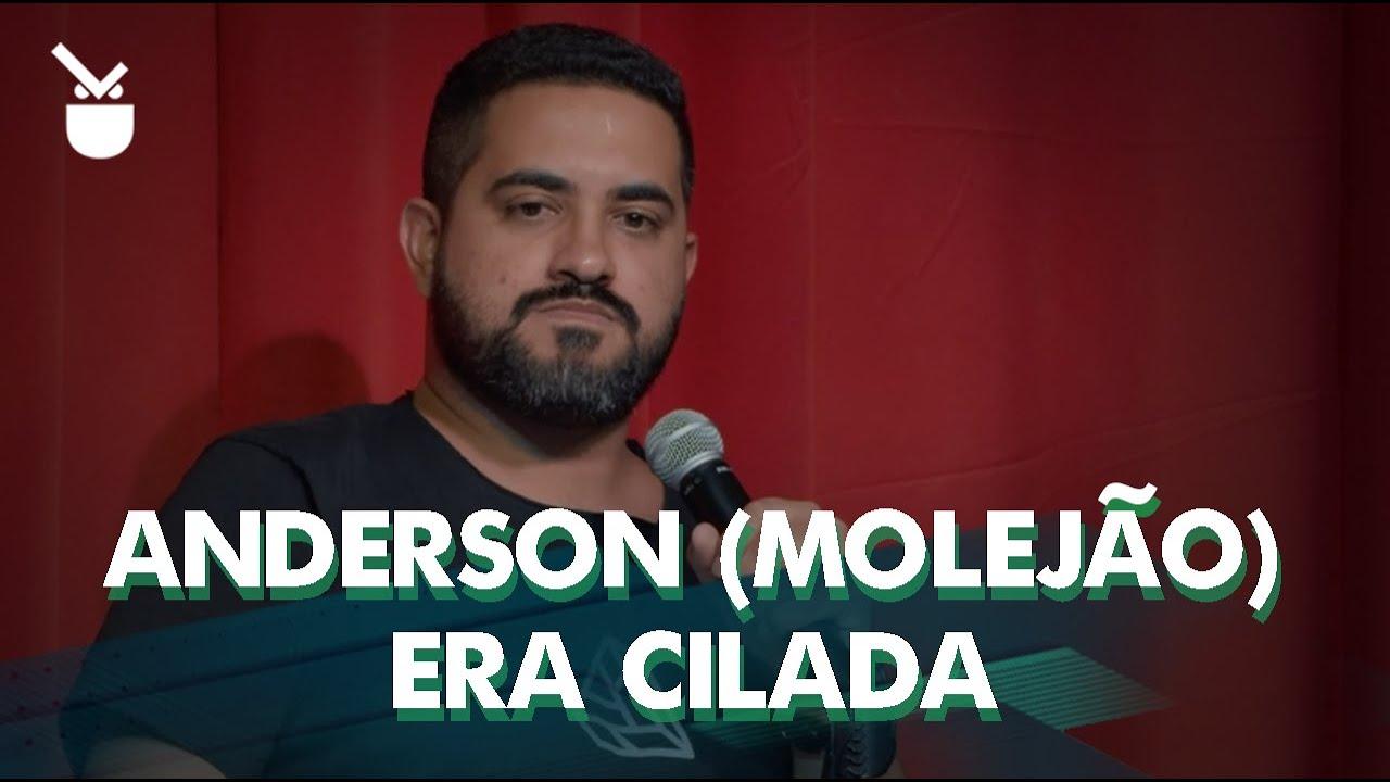 ANDERSON (MOLEJÃO) T3SÃO OU AMOR?