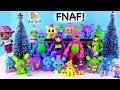 ФНАФ! Новинка FNAF BLACKLICHT 2018 года и Лол в мультике! Видео для детей! Игрушки c My Toys Potap