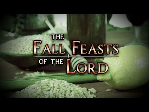 Days of Remembrance: The Fall Feasts of The Lord