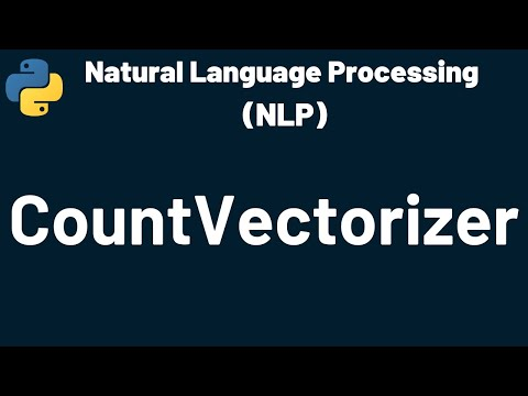 Natural Language Processing Countvectorizer   NLP
