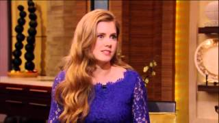 Download Amy Adams on Live With Kelly! August 3rd 2012