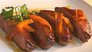 How To Cook Duck In Orange Sauce