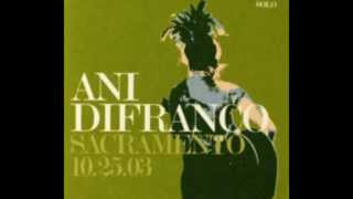 Watch Ani Difranco So What video