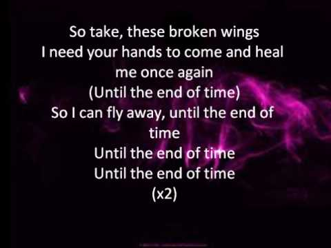 Broken Wings Lyrics Tupac 2 Pac Youtube