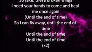 Broken Wings Lyrics-Tupac (2-pac)
