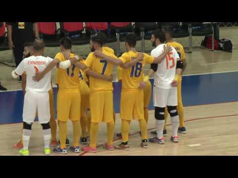 JB Futsal GENTOFTE (DEN) VS FC APOEL Nicosia (CYP)