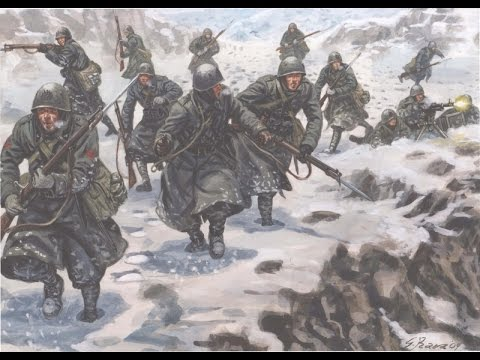 Italia in guerra: sui monti della Grecia.