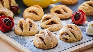 Elmalı  Kafes  Kurabiye  Tarifi ( En  garanti elmalı kurabiye )