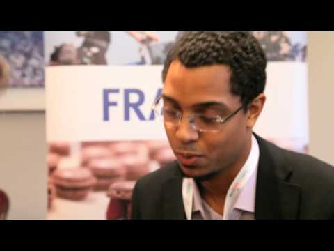 Gilles M'Baye, Promotions Executive, Travel Trade, Atout France - TravelMedia.ie