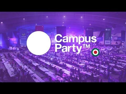 Campus Party Night | Teatro Diana, Guadalajara, Jalisco 2016