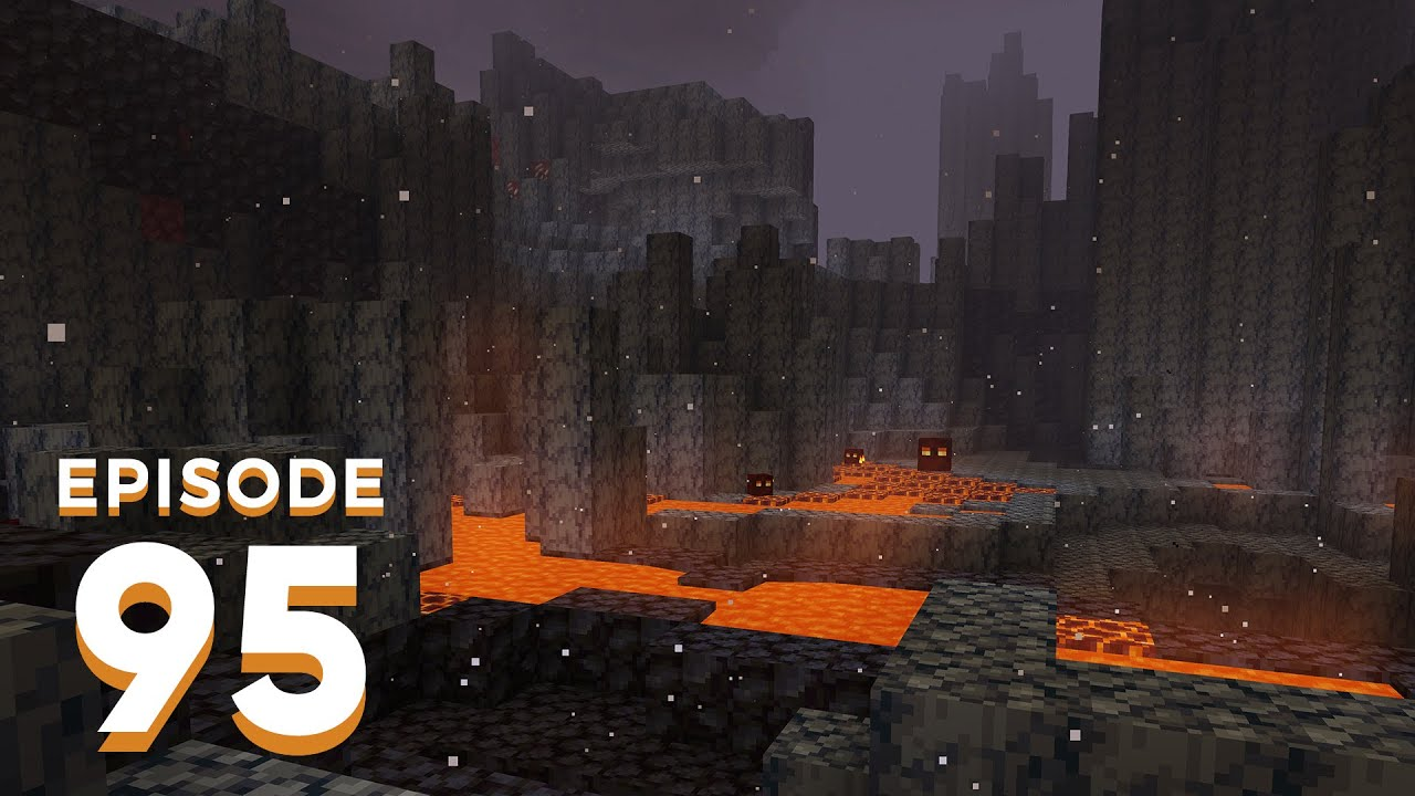 095 - Exploring The Nether Update // The Spawn Chunks: A Minecraft Podcast