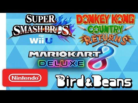 Super Smash Bros., Mario Kart 8 Deluxe, Donkey Kong Country Returns | NWC 2017 (Pt. 2) Highlights