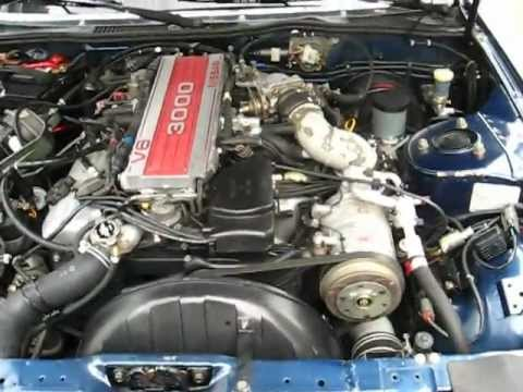 Mobil Delvac 15w40 >> 300zx Z31 with Mobil Delvac 15w-40 - YouTube