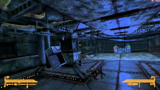 Fallout NV Lonesome Road Walkthrough Part 1: Traveling to the Divide (Let
