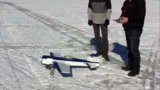 Vinterflyg  Dreviken Del 2 Sukhoi SU-31