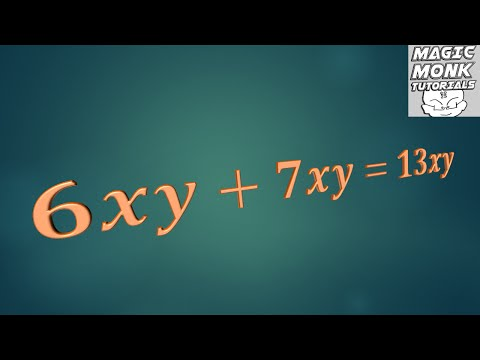Anyone can do Algebra lesson 2 - substitution, simplifying algebraic expressions