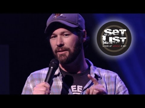 JON DORE Spies for the Chinese  Set List: StandUp Without a Net  Comedy Week Live