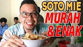 Kuliner Soto Mie Bang Udin 999  di Jakarta
