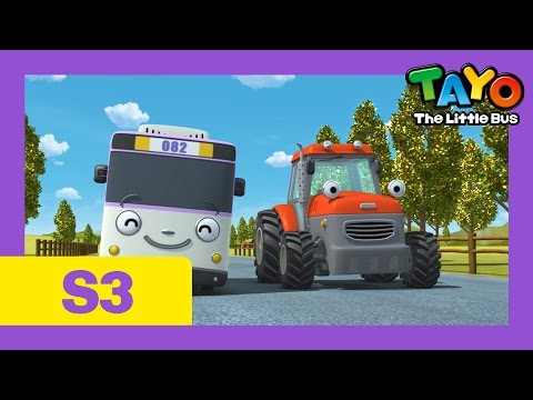 Tayo S3 EP7 A weekend with Citu l Tayo the Little Bus