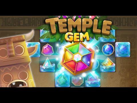 템플 젬 : 매치 3 퍼즐 홍보영상 :: 게볼루션