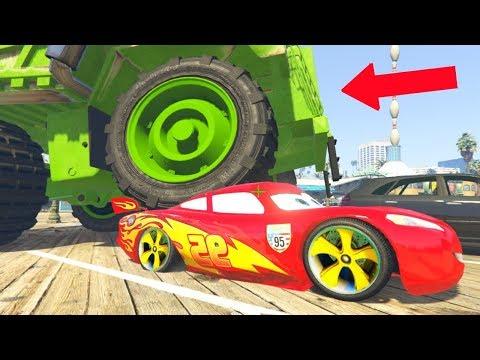 СУПЕР Гонки #Машинки в ГТА 5 - Сериал для мальчиков - GTA 5 мультики про машинки