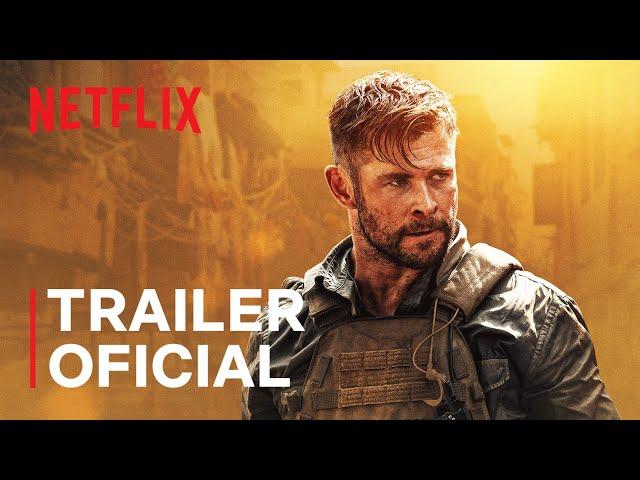 Resgate | Trailer oficial | Netflix