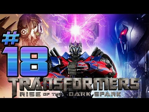 Transformers: Rise of the Dark Spark - Part 18 - Me Swoop no see nothing (Escalation)