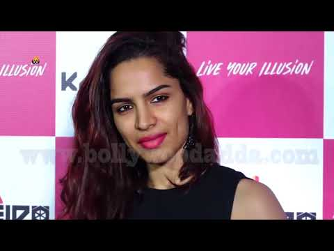 Rochelle Rao and Keith Sequeira At Kaleido Lounge Launch