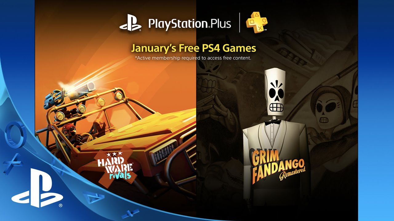 Psn Free Games January 2020.Ps Plus Free Games For January 2016 Playstation Blog