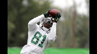 Will injuries hurt Jets' Quincy Enunwa in free agency?