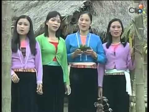 Mời Trầu   Dân ca Mường   Kiều Dung
