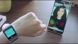 Relógio da Samsung agrada aos Relógio da Samsung do espião James Bond