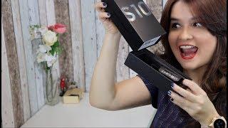 Samsung Galaxy S10 Plus Unboxing en español y prueba de cámaras