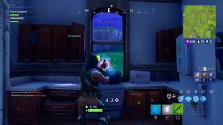 FORTNITE First Time Getting a Launch Pad and it was EPIC!