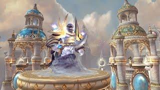 World of Warcraft Трон Четырех Ветров Полное прохождение 1080р60HD